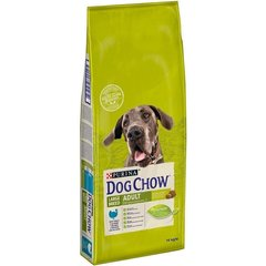 Dog Chow ADULT Large Breed - корм для собак крупных пород (индейка) - 14 кг