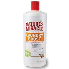 Nature`s Miracle LAUNDRY BOOST - средство для стирки от пятен и запахов животных